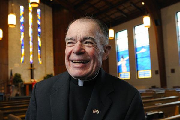 Monsignor James J. Dorney 600x400