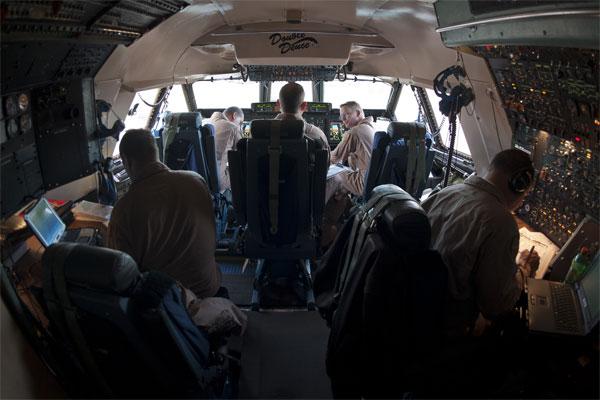 Flight crew members 600x400