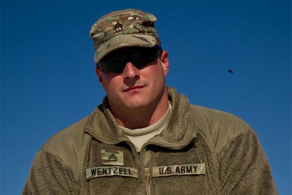 Army Staff Sgt. Steven Wentzell 600x400