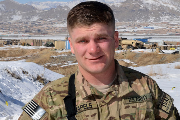 Army Sgt. Michael Krapels 600x400
