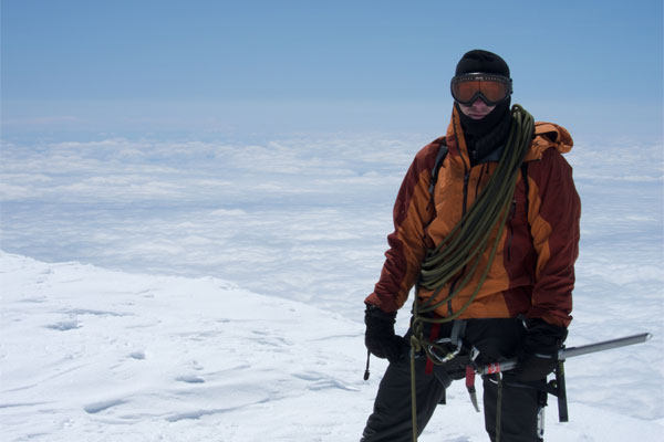 AF Capt. Colin Merrin mountain climbing 600x400