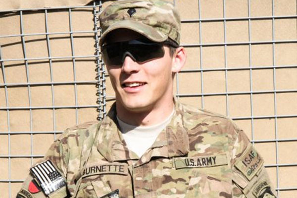 Army Spc. Michael T. Burnette 600x400