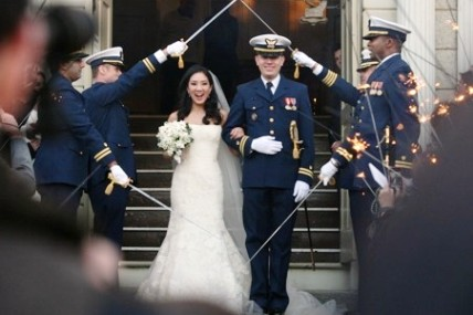 Michelle Kwan marries CG officer 428x285