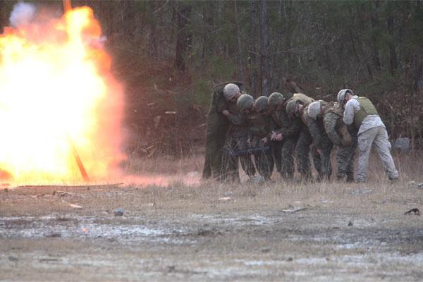 Marine exercise 600x400