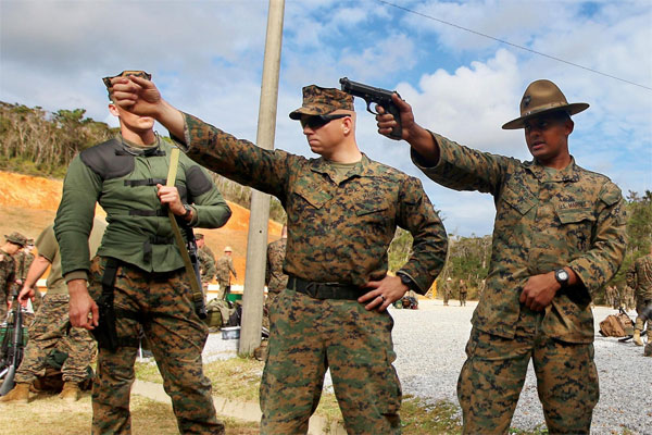 Marines shooting 600x400