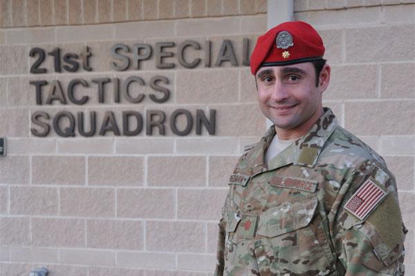 Maj. Francis Friedman 600x400