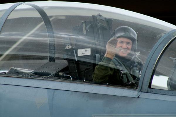AF Lt. Col. Jay Flottmann 600x400