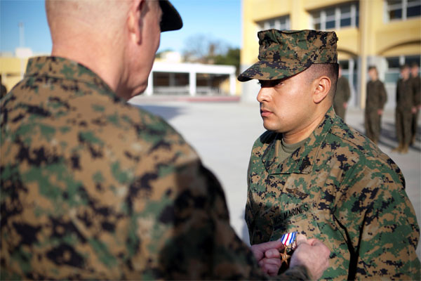 Sgt. Miguelange G. Madrigal 600x400