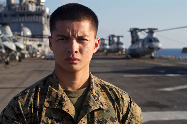 Marine Private First Class Loc C. Huynh 600x400