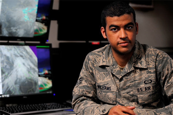 Air Force Senior Airman Patrick Williams 600x400