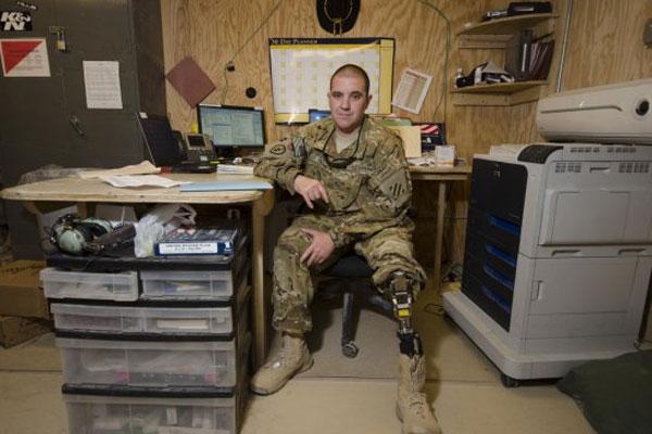 Staff Sgt. Brandon Vilt 600x400