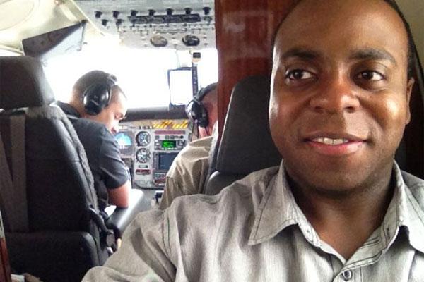 Tech. Sgt. Adrian Jackson 600x400