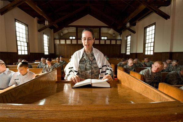 Chaplain Sarah D. Schechter 600x400
