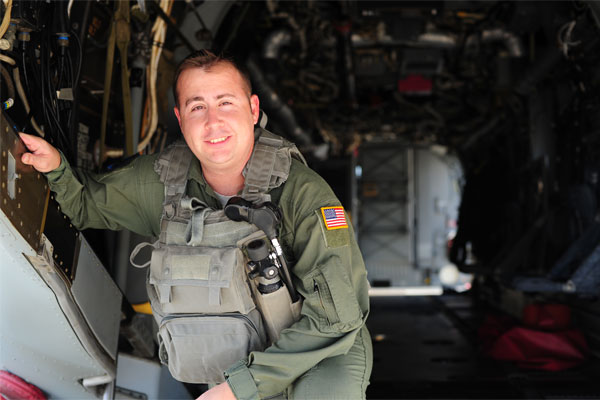Air Force Tech. Sgt. Christofer Curtis 600x400