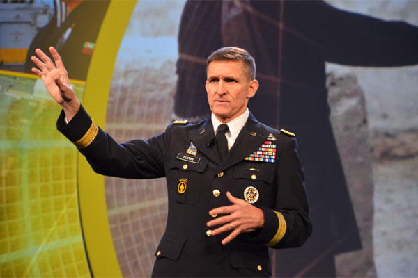 Gen. Flynn: I Never Met With Obama While Defense Intel Chief