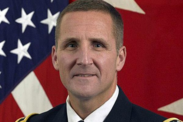 Army Maj. Gen. Ralph Baker