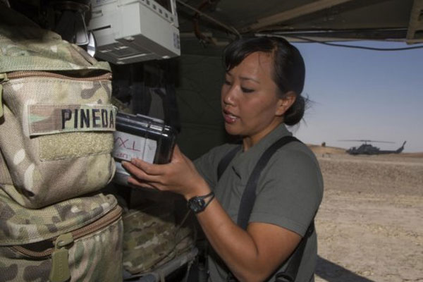 flight nurse brings hospital care to afghanistan