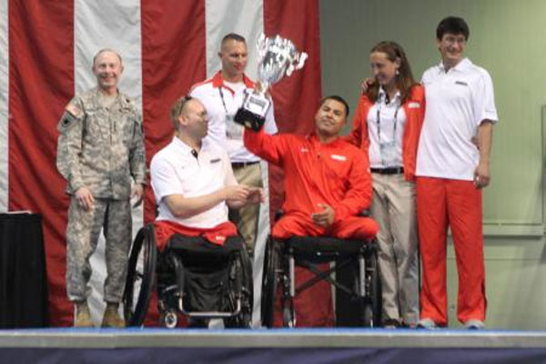 Marines win Warrior Games 600x400
