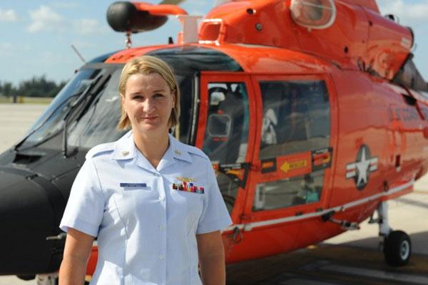 Chief Petty Officer Karen Voorhees