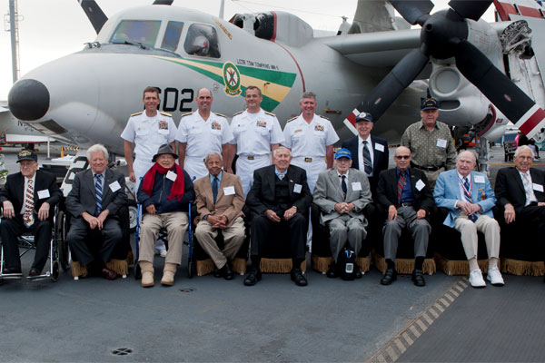 71st Battle of Midway commemoration ceremony