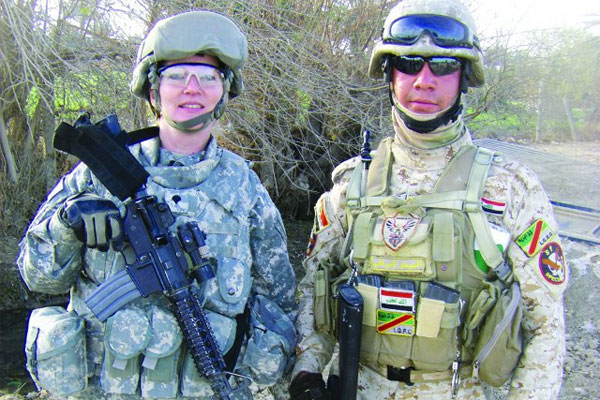 Sgt. Catherine Gyure 600x400