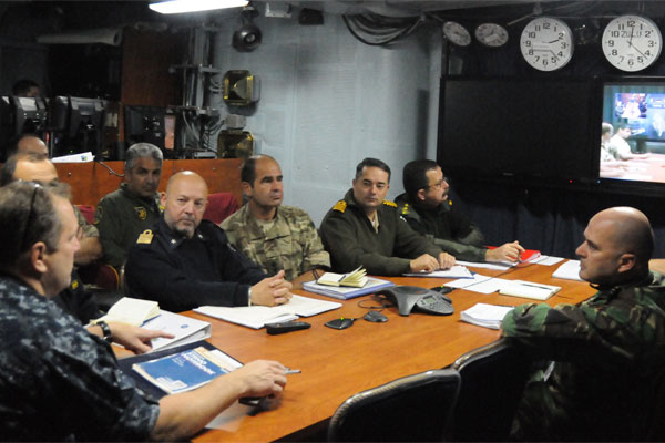 Navy video teleconference 600x400