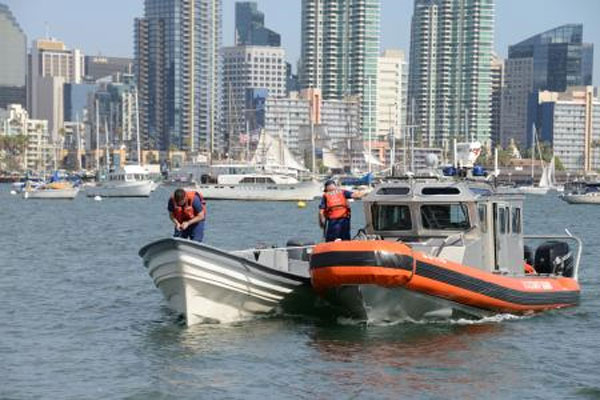 Coast Guard boat crew 600x400