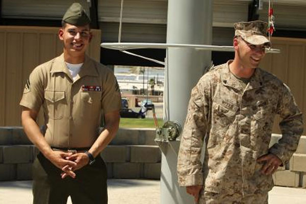 Marines earn awards 600x400