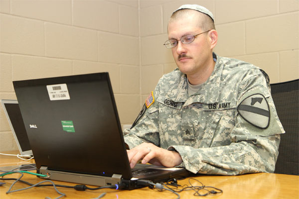 Army Sgt. Robert George III 600x400
