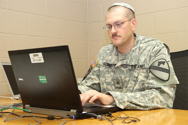 Army Sgt. Robert George III 600x400