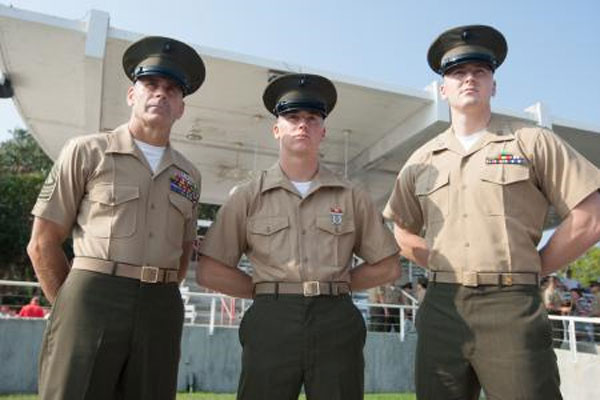 family of Marines 600x400