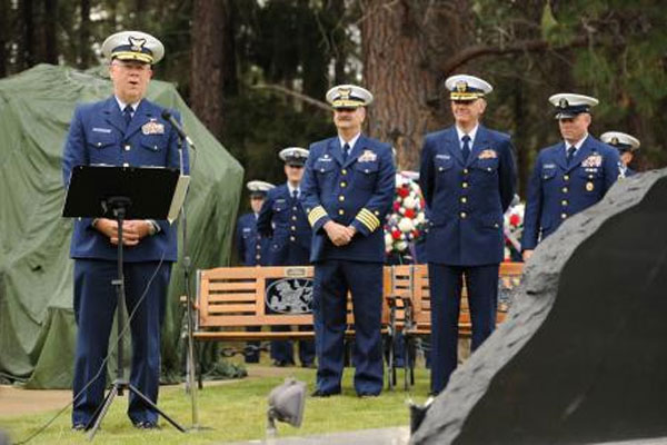 Coast Guard ceremony 600x400