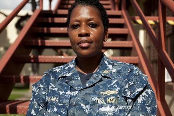 Sailor Battles Breast Cancer Twice, Receives Award   Military.com
