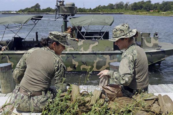 Women Heading to Navy Riverine Combat Jobs | Military.com