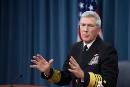 Adm. Samuel Locklear
