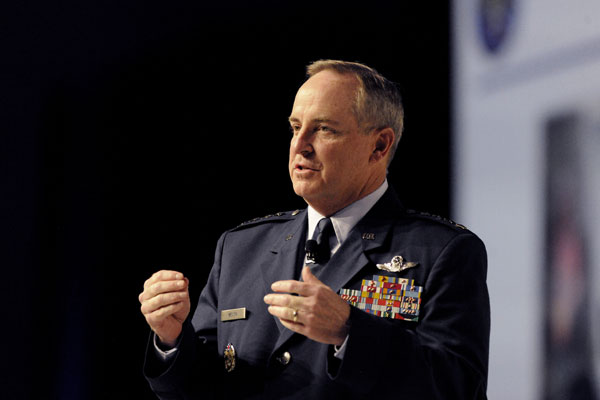 Air Force Chief of Staff Gen. Mark Welsh