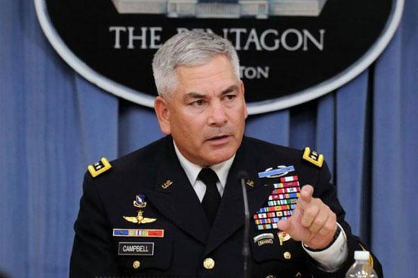 Gen. John Campbell