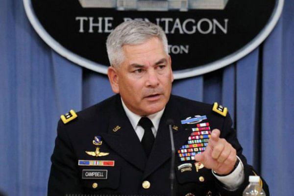 Gen. John F. Campbell
