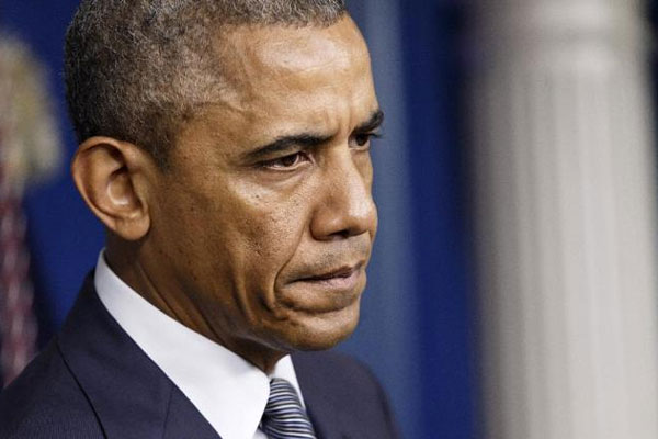 President Barack Obama. (AP Photo/J. Scott Applewhite)
