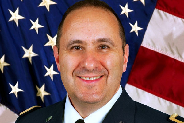 General Harold Greene