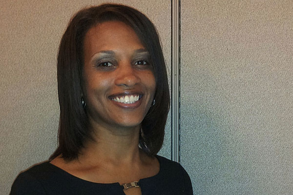 Mattrice Williamson, Military Spouse Program Coordinator for Hiring Our Heroes