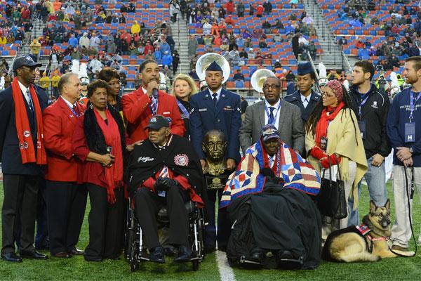 Tuskegee History Saluted Military Com