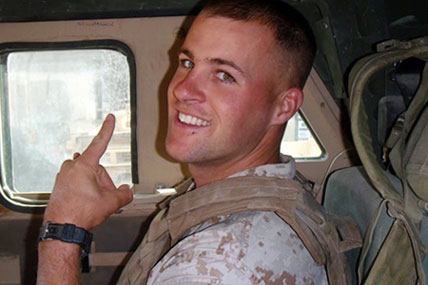 Clay Hunt (Photo: IAVA)