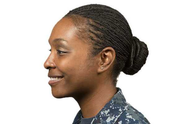 Magnificent Navy Issues New Hairstyle Policies For Female Sailors Military Com Short Hairstyles Gunalazisus