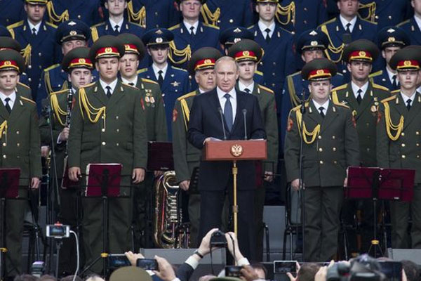 Russia to Get 40 New Intercontinental Missiles This Year ...