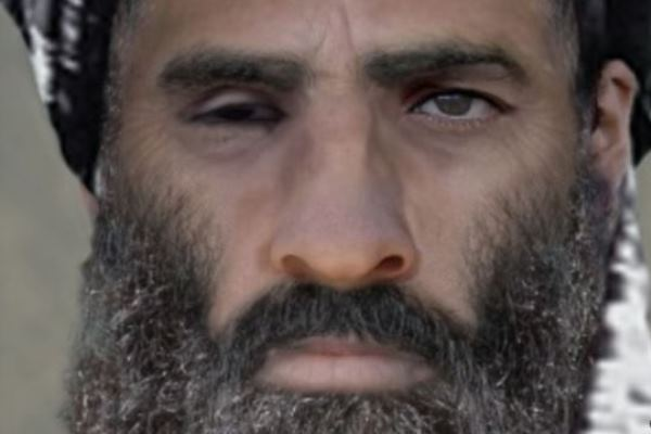 Taliban leader Mullah Omar has rarely been photographed or seen in public.
