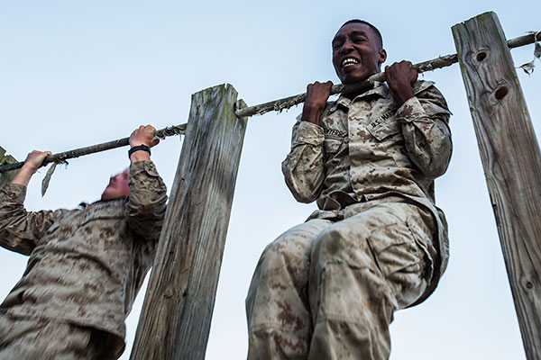 Top Infantry Marines Prepare to Join Elite Sniper Community ...