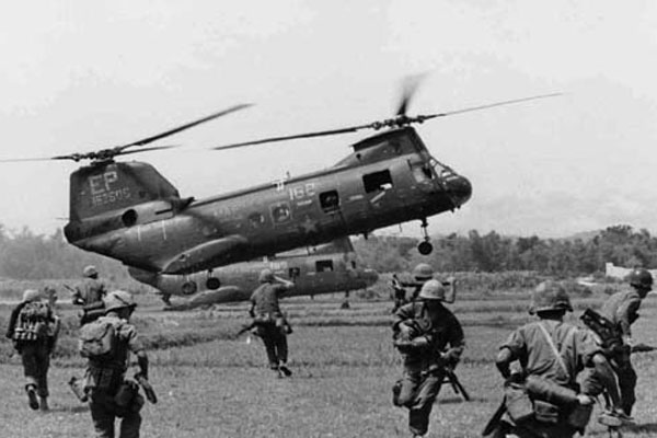Us withdrawal from vietnam
