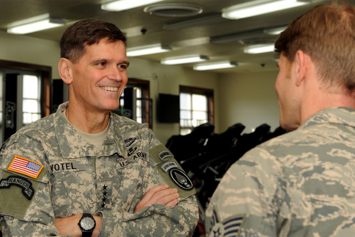 us general rejects charges that he backed failed coup in