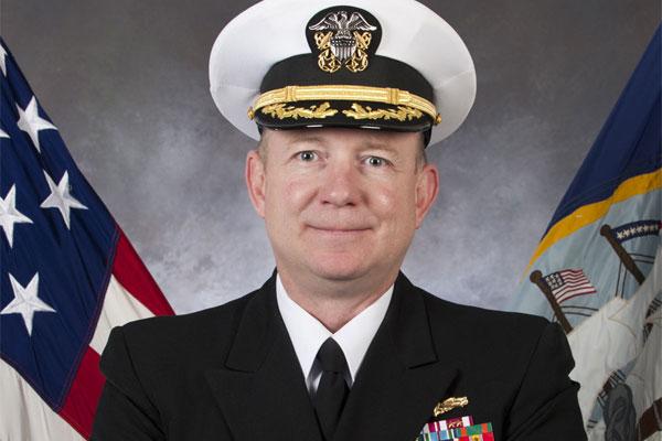 Capt. Brian Sorenson (Photo: US Navy)